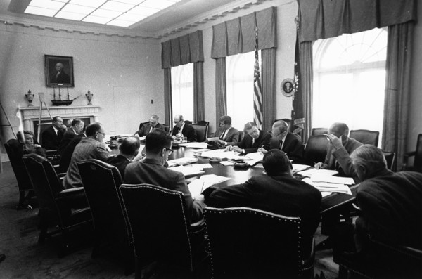 ST-A26-25-62  29 October 1962  Executive Committee of the National Security Council meeting.