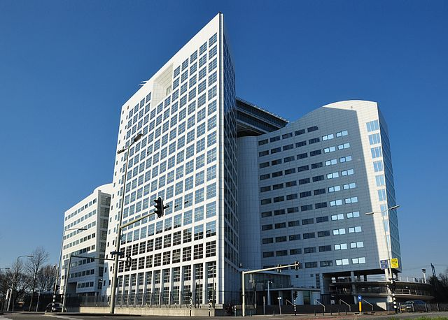 The International Criminal Court in The Hague (ICC/CPI), Netherlands, Vincent van Zeijst, CC 3.0