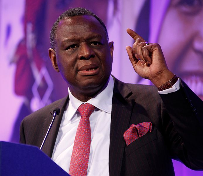 London, 11th July 2012. Dr. Babatunde Osotimehin, Executive Director of UNFPA (United Nations Population Fund), speaking at the London Summit on Family Planning. Picture: Russell Watkins/Department for International Development, CC 2.0