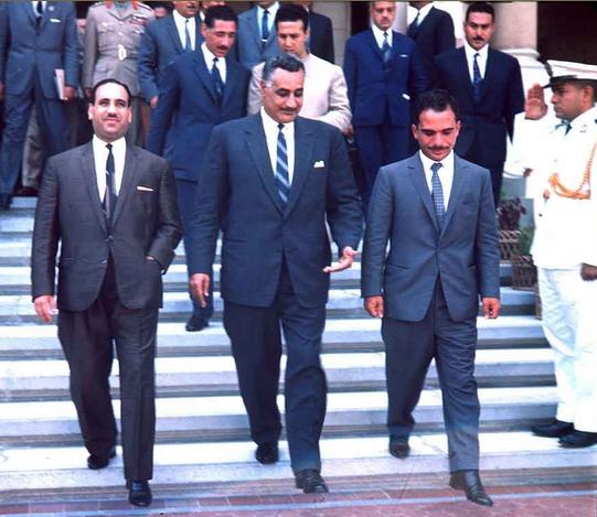1964_Alexandria_Arab_Summit, Bibliotheca Alexandrina, public domain